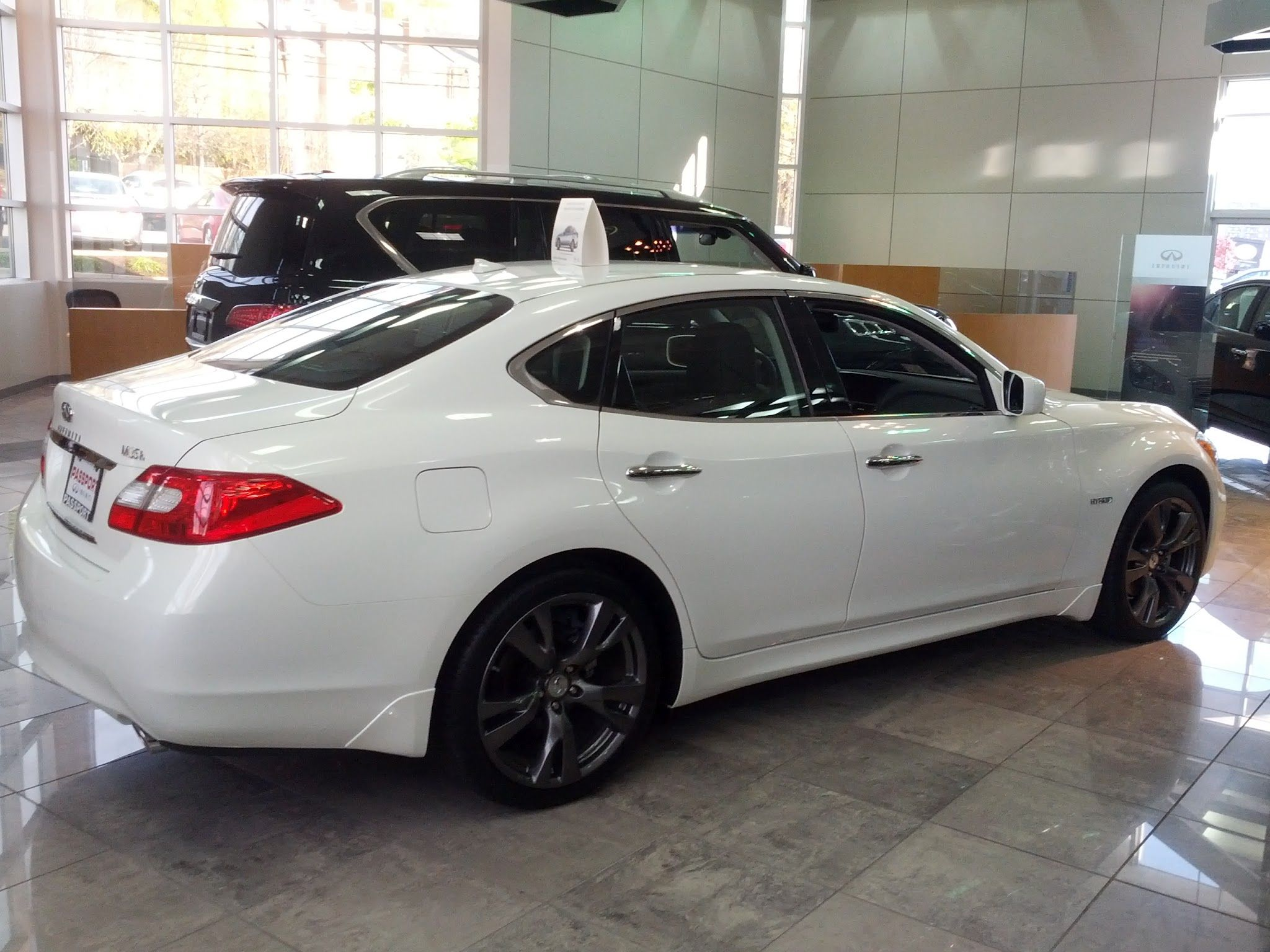 13 best cars images on pinterest dream cars cool cars and fancy 2013 infiniti m35h hybrid shown with custom ordered dark tintblack out vanachro Choice Image