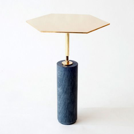 Adjustable Height Side Tables