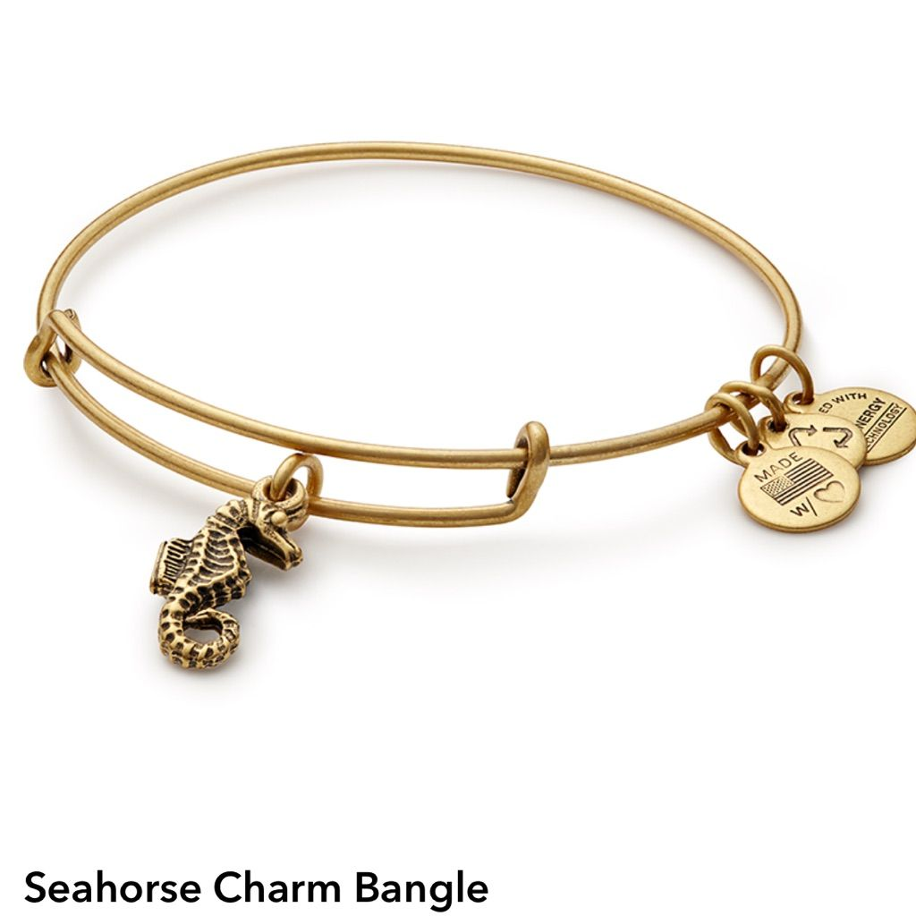Seahorse Ali And Ani Bracelet