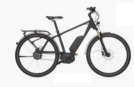 bici elettrica con cambio automatico