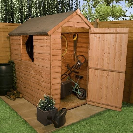 BillyOh Traditional Economy Apex Shed | Garden ideas | Pinterest