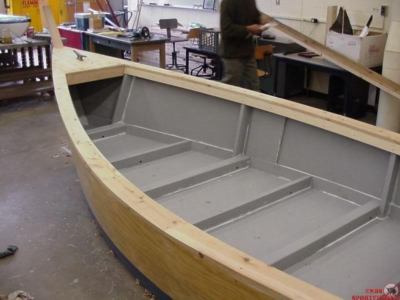 Plywood Skiffs - Downeast Boat Forum | Boat building ...