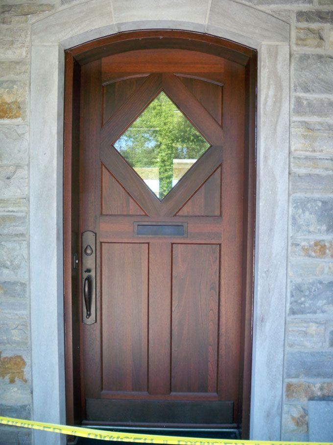 tudor panel door | tudor style wood front door 273 & tudor panel door | tudor style wood front door 273 | entry ... pezcame.com