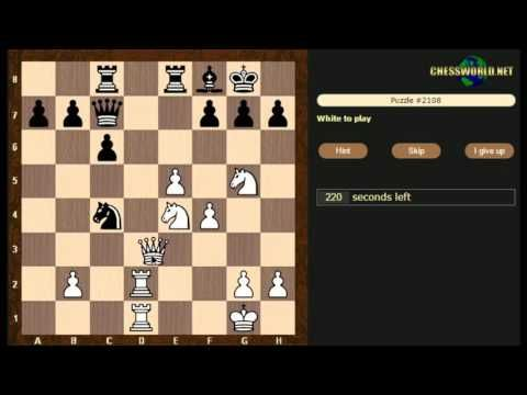 How To Solve Chess Puzzles Chessworld Net Puzzle Practice 48