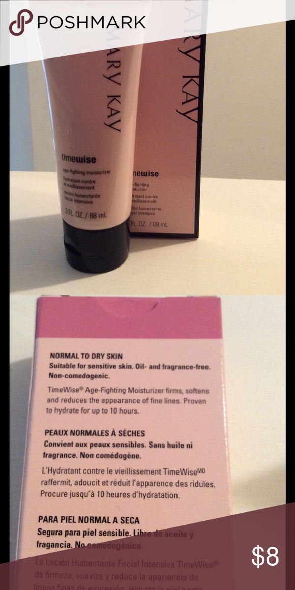 MaryKay Age Fighting Moisturizer Normal to Dry skin formulation. New in box. Mary Kay Other