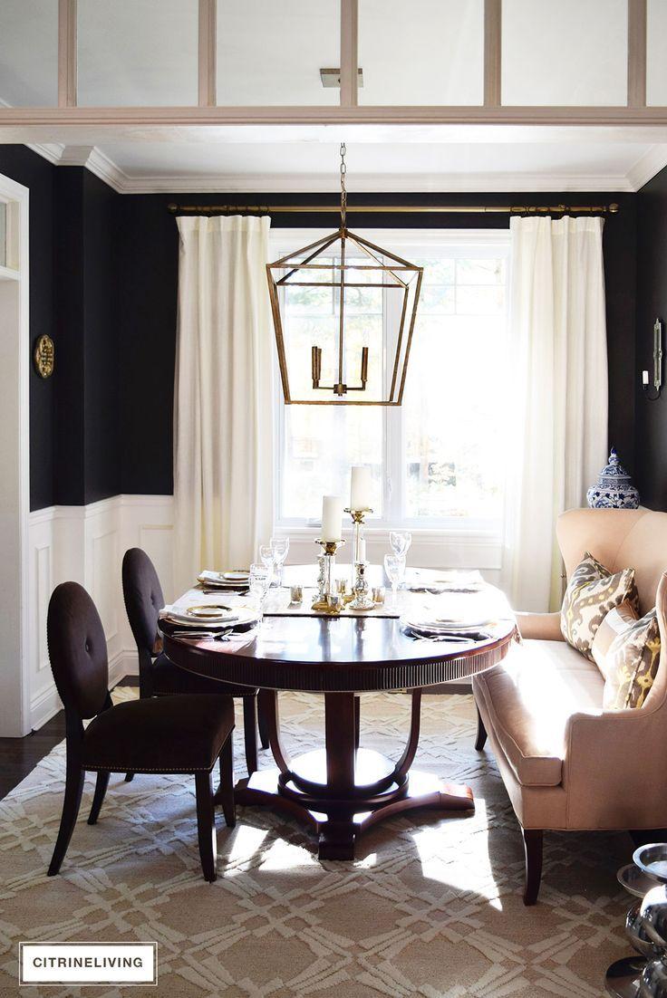 NEUTRAL DINING ROOM UPDATES   Dining Rooms   Dining room ...