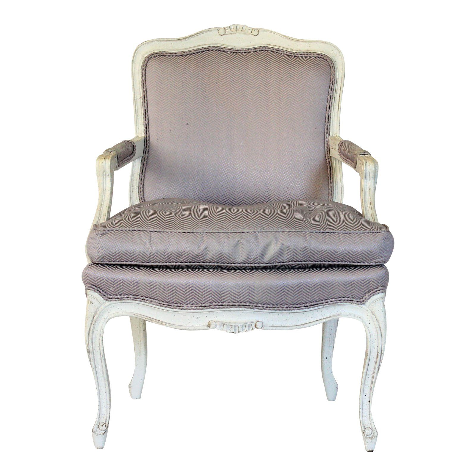 Henredon Chair Henredon Bergere Accent Chair Living Room Chair Accent Chairs