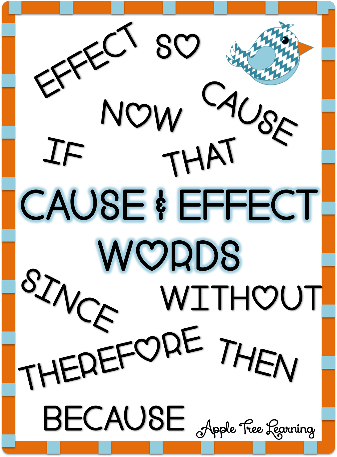 Cause Amp Effect Words