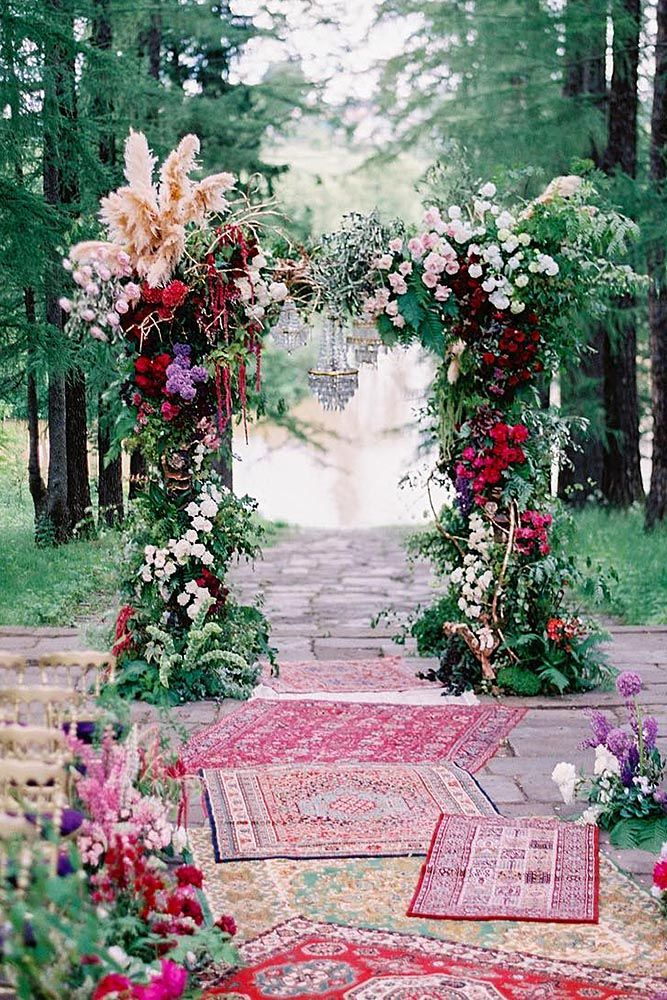 33 Timeless Wedding Altar Decoration Ideas Mirra Ceremony