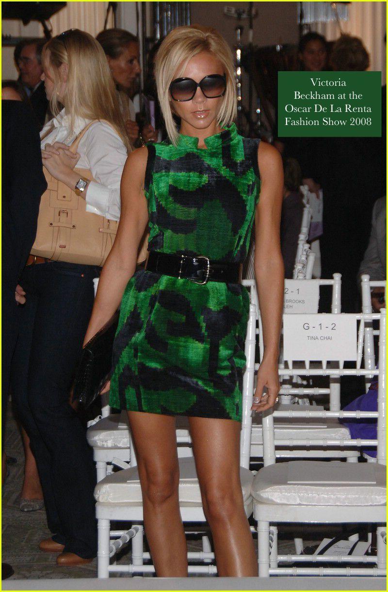 Victoria Beckham dress!