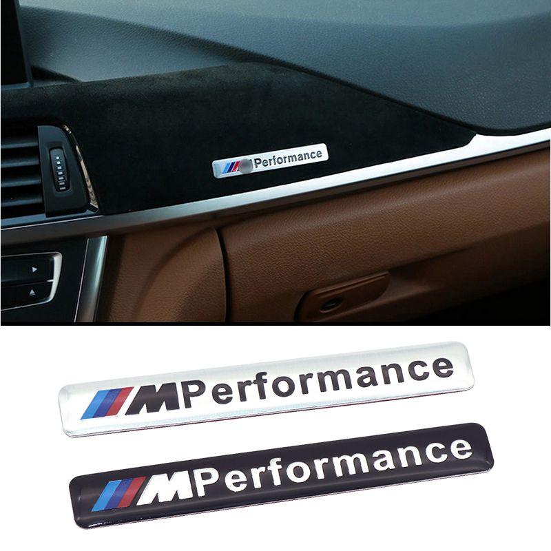 Neueste Auto Dekoration M Leistung Motorsport Aluminium