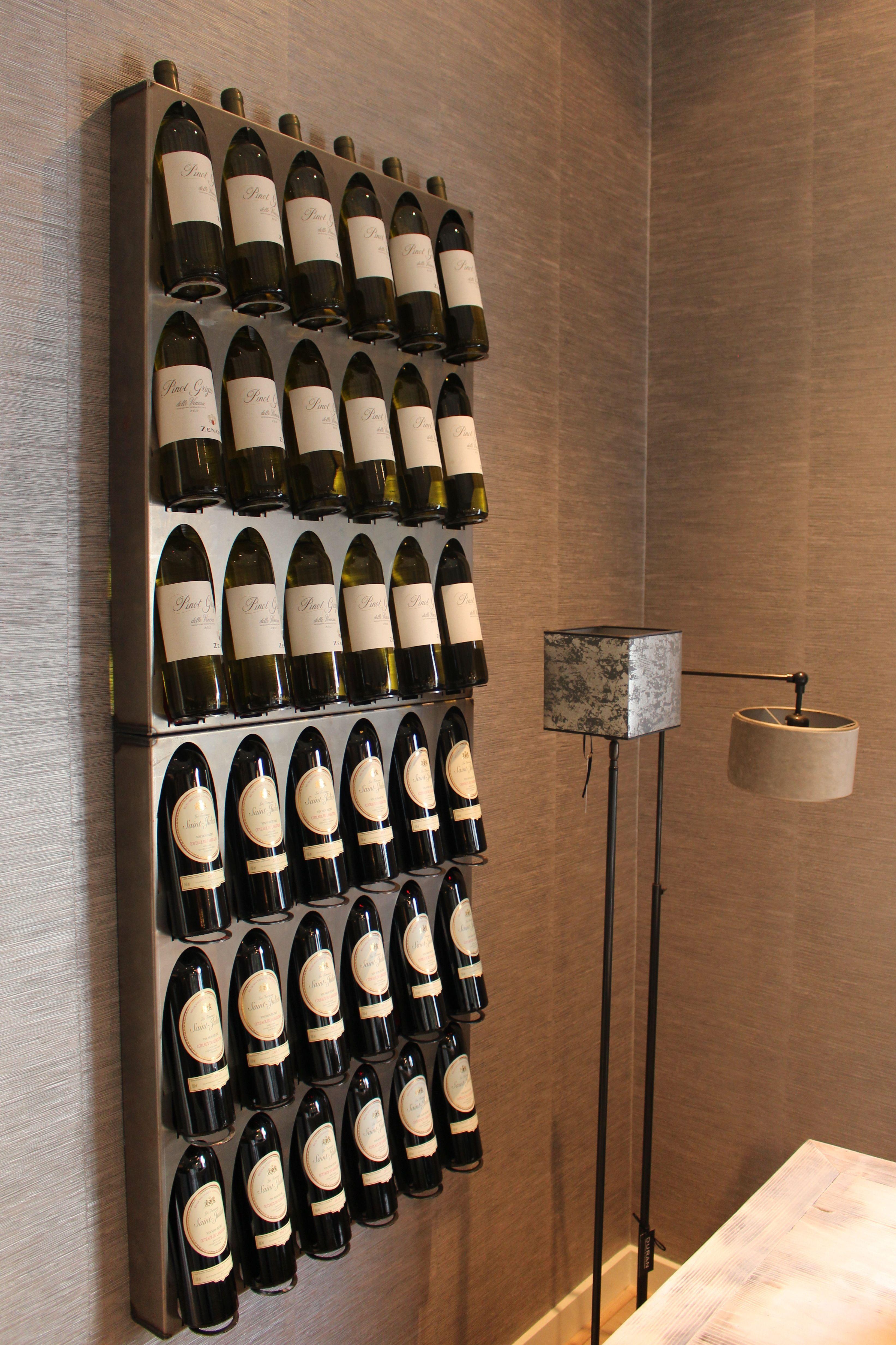 wine rack lighting. Wijnrek # @Duran Lighting Via De Beukenhof Interieur Advies Wine Rack D