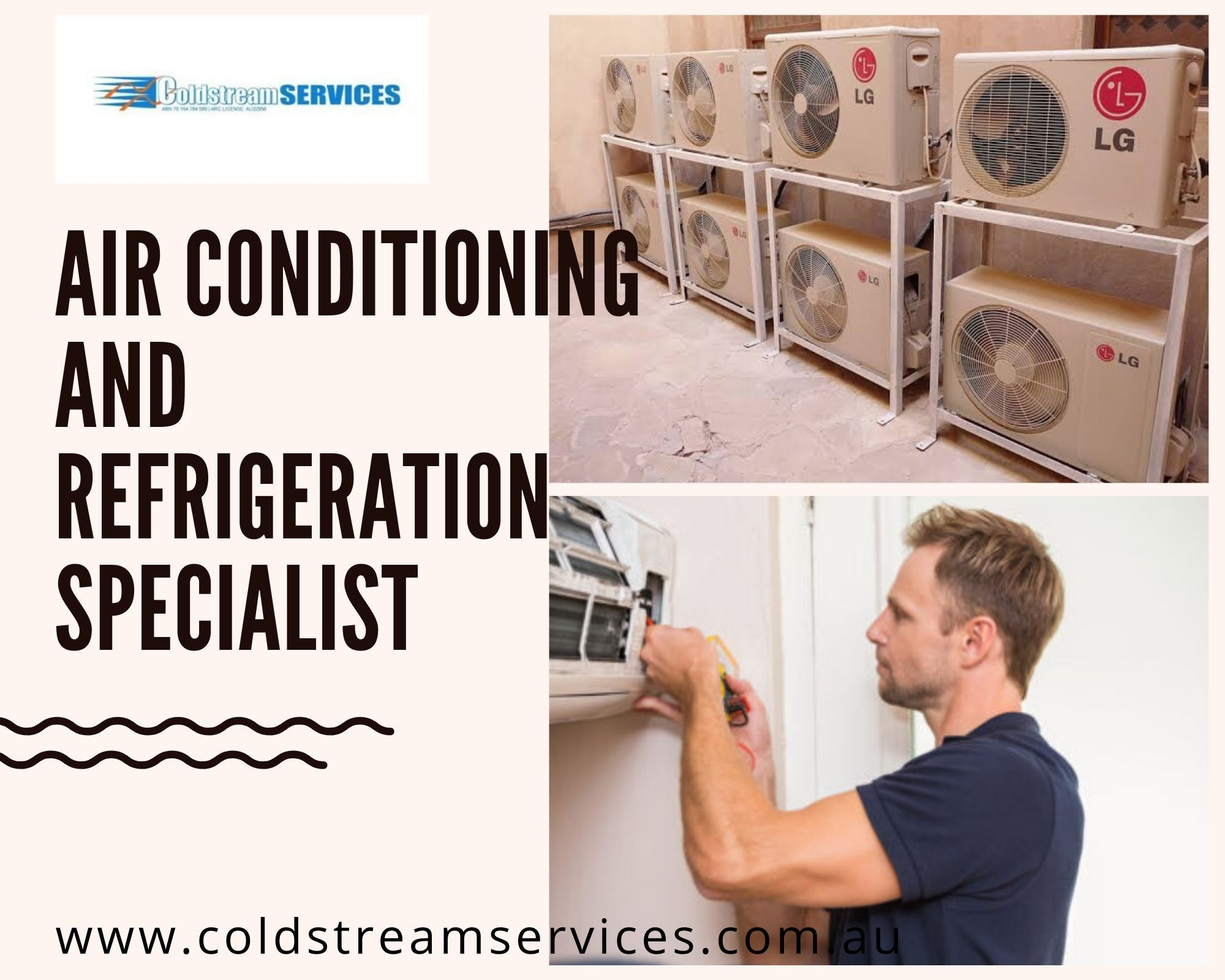 Cold Stream Services offers a range of top quality Air