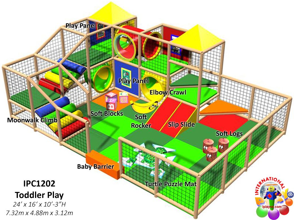 International Play Designs Manufactures Installs