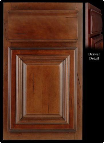 Kent Moore Cabinets American Beauty Mold Door With Elegan Drawer
