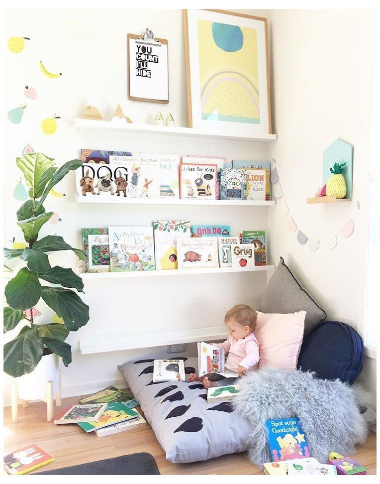 Peachy Parade By Jess On Instagram Book Lover Book Ripper Book Redecorator Book Worm Living Room Playroom Kid Room Decor Diy Bedroom Storage