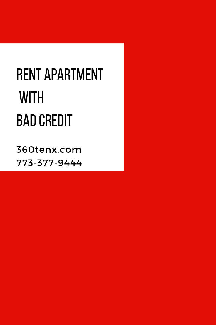 Having Trouble Finding A Place To Live In Chicago Because Of Bad Credit What Headache We Can Help Apartments Badcredit
