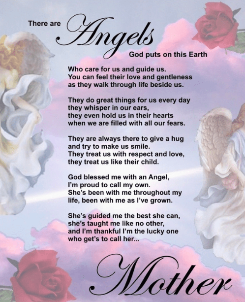 Emotional Mother's Day Quotes for Mom in Heaven Mother's