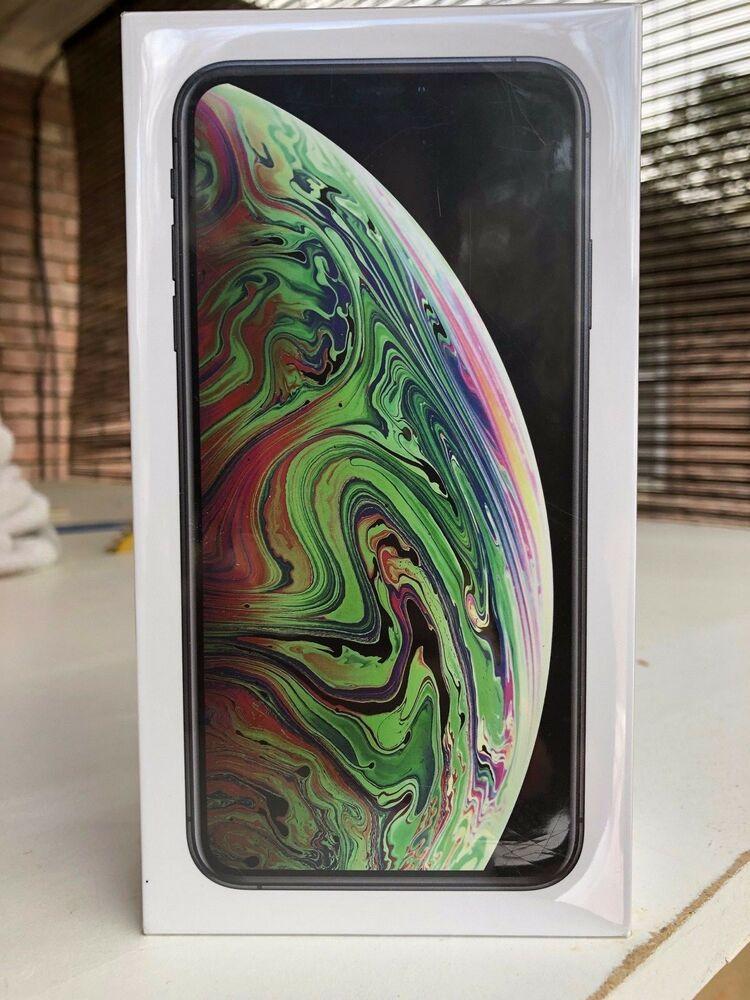 Apple iphone xs max 256gb space gray att cricket
