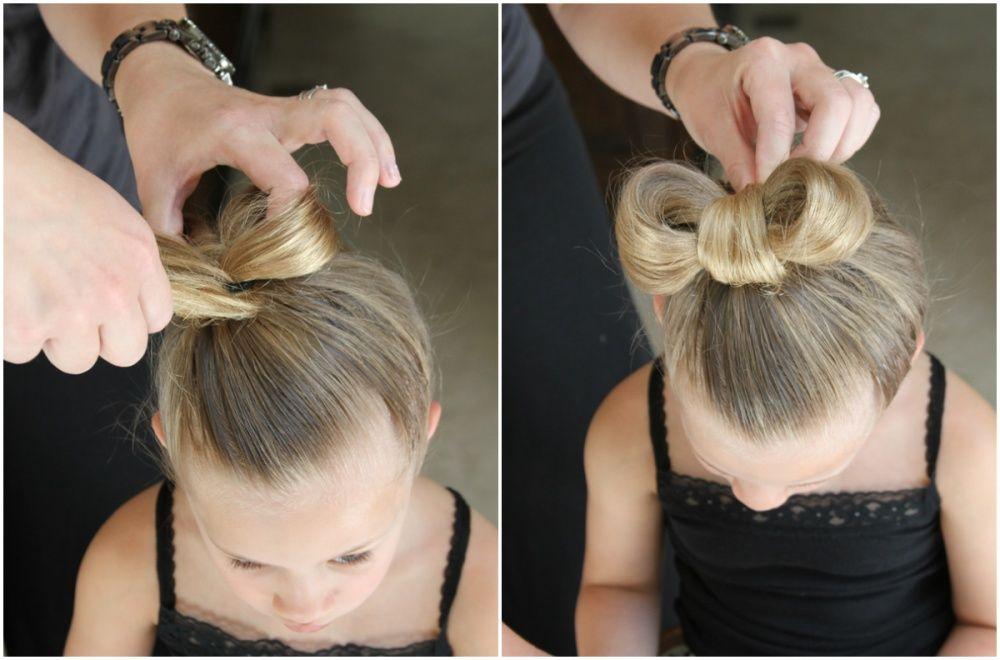 10 peinados sencillos para niñas que incluso los papás podrán