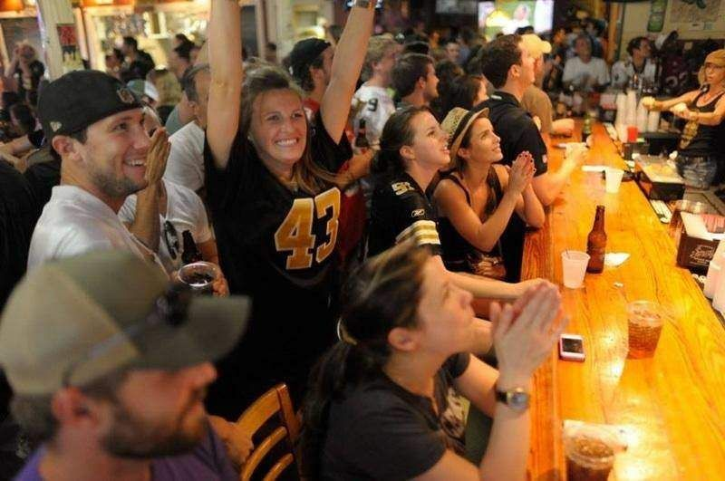 The Best Sports Bar in Every NFL City | New orleans ...