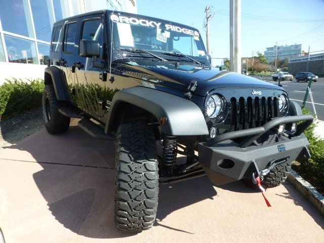 New 2015 Jeep Wrangler Unlimited Rocky Ridge Muddigger For Sale In Jericho Long Island 2015 Jeep Wrangler Unlimited Jeep Wrangler Unlimited 2015 Jeep Wrangler