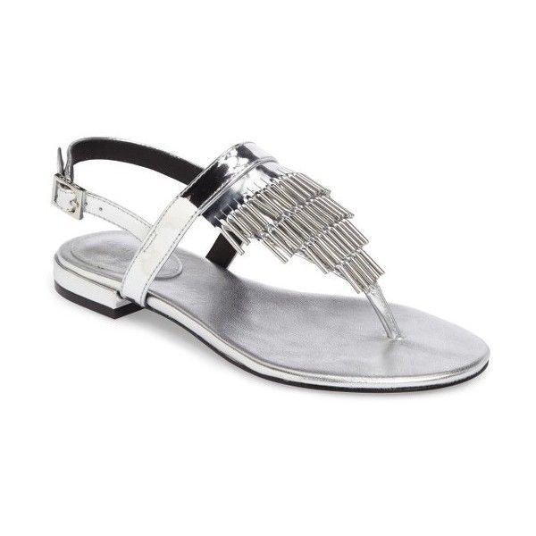 FOOTWEAR - Toe post sandals Calvin Klein cv3Lqs0hJL