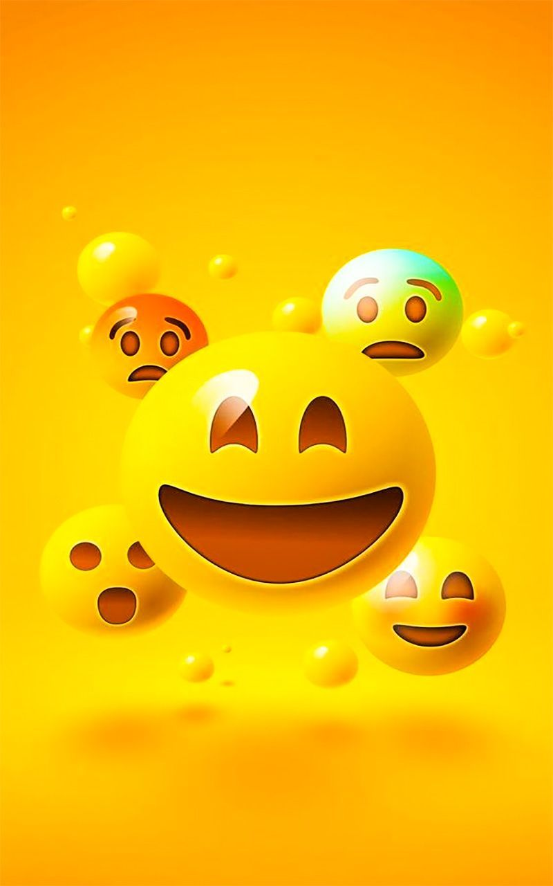 Pin By Karine Sl On Iphone Wallpaper Smile Emoji Wallpaper Iphone Wallpaper Iphone Cute Cute Emoji Wallpaper