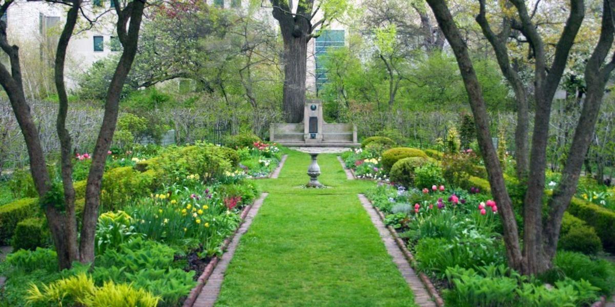 Golden Gate Park: Shakespeare Garden @ San Francisco CA ...