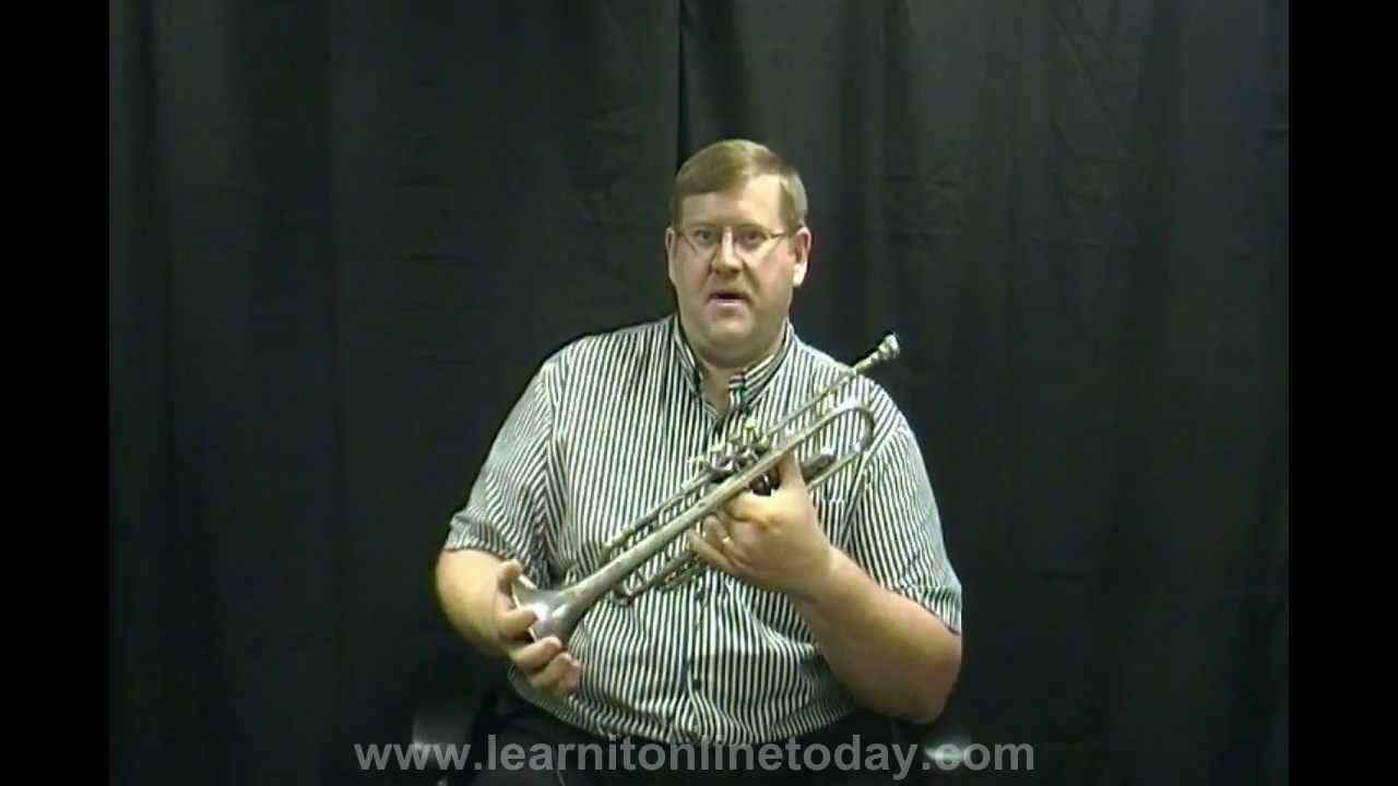How to play trumpet lesson 4 notes play trumpet music