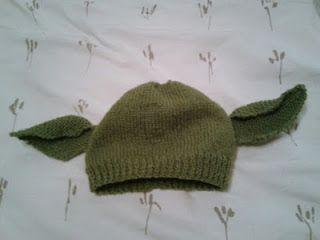 ad654fa5be9 Yoda Dobby hat free pattern