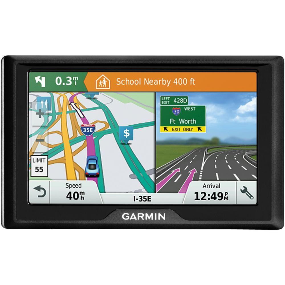 Garmin Drive 51 Gps Navigator With Driver Alerts 010 01678 0b