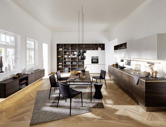 Küchenideen moderne Inspirationen nolte-kuechende wohnküche - nolte k chen bilder