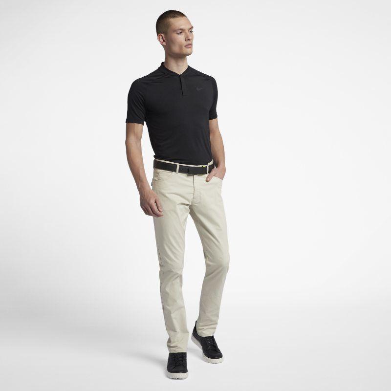 nike 5 pocket golf pants khaki