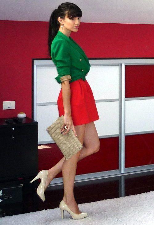 Pin De Romina Mendez En Outfits Como Combinar Colores Ropa Combinar Colores Ropa Ropa De Colores