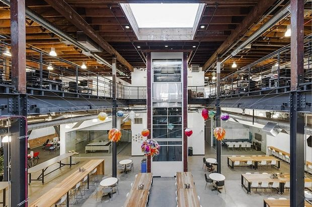 Pinterest's Creative Headquarters