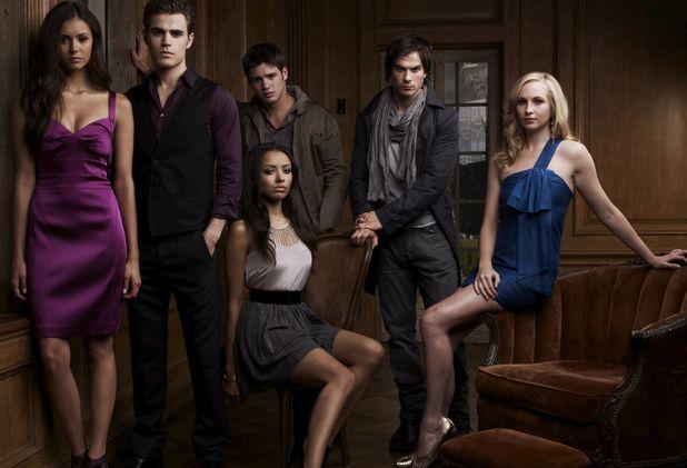 THE VAMPIRE DAIR SEASON 5 CAST PHOTOS |     Vampire Diaries