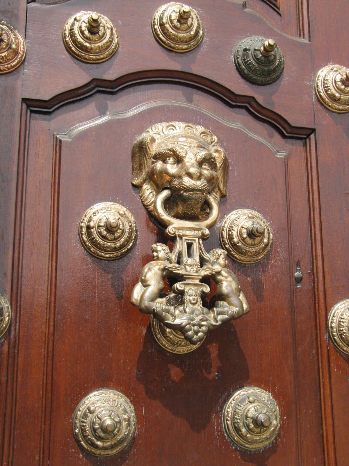Aldaba llaves key aldabas tiradores de puerta y - Tiradores para puertas ...
