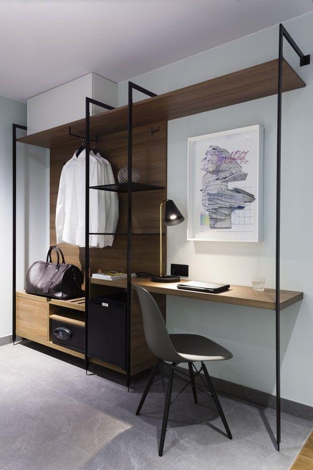 Hotel rede Puro (Foto Divulgação) muebles Pinterest - diseo de escritorios