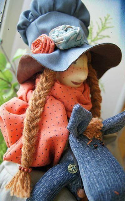 Мастер-класс «Все дело в шляпе» Шьем шляпки для кукол. - Ярмарка Мастеров - ручная работа, handmade