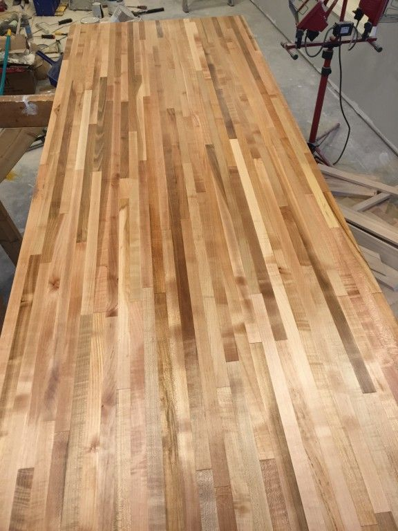 1 1 X2f 2 Quot X25 Quot X 8 Lft Maple Butcher Block Countertop