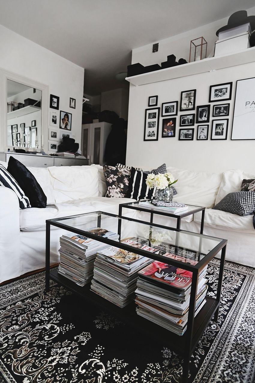 Ikea vittsj living wohnzimmertische wohnzimmer und for Innendekoration ikea