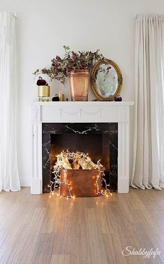 13 Stunning DIY Fake Fireplace Ideas to Make Now!