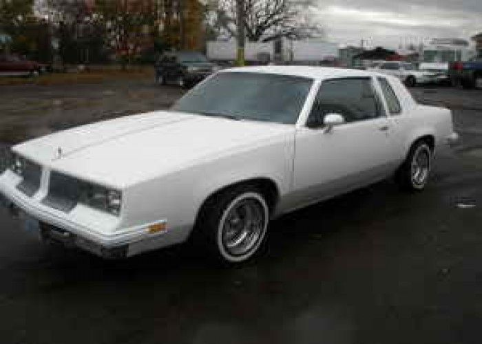 84 cutlass supreme with hydrolics 1984 oldsmobile for Supreme motors portland oregon