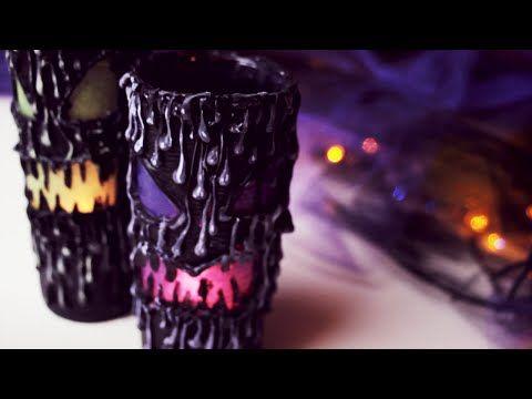 YouTube Fairies Garden Pinterest Halloween, Halloween lanterns