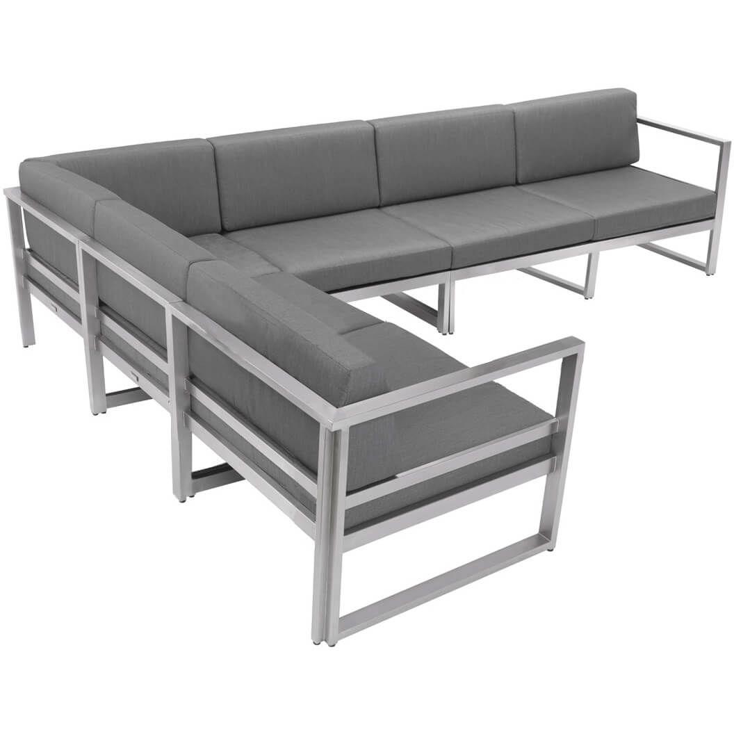 Authenteak Eero Sectional EERO Welding Projects Furniture