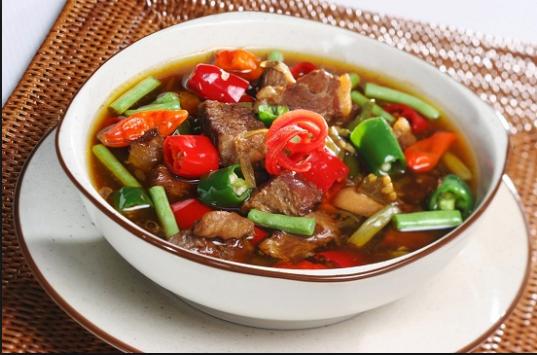 Resep Garang Asem Daging Sapi Kuahnya Super Seger Resep Masakan Indonesia Resep Resep Daging Sapi Resep Masakan Indonesia