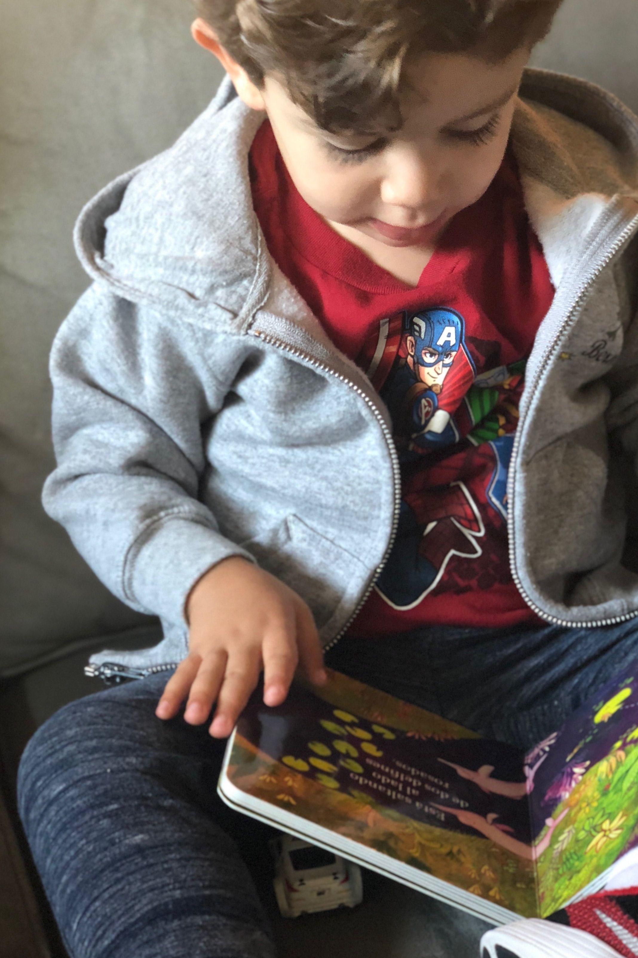 Finding Spanish Baby Books Veoleo