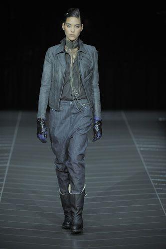 5a146ee68f5 Denim on the Runway  NY Fashion Week  G-Star Raw