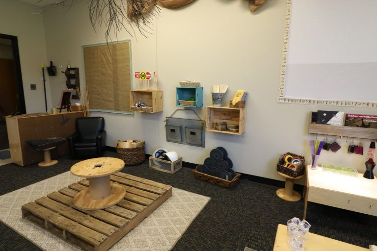 Photo of Setting up the 3rd Teacher:  A peek into Sidney's Classroom